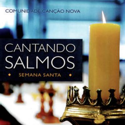 CD CANTANDO SALMOS - SEMANA SANTA - 1ª