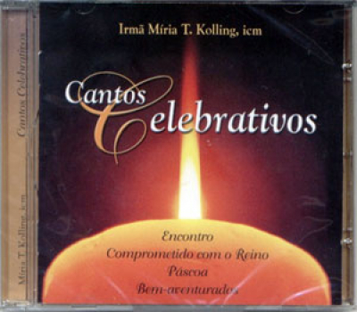 CD CANTOS CELEBRATIVOS