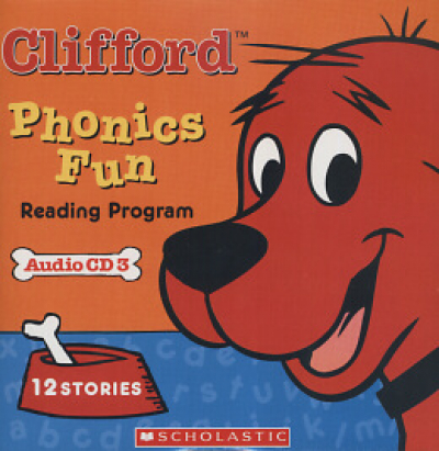 CD CLIFFORD S PHONICS FUN
