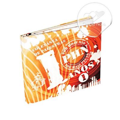 CD COLETANEA 10 ANOS PHN COM 7 CDS