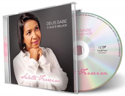 CD DEUS SABE O QUE E MELHOR - 1ª