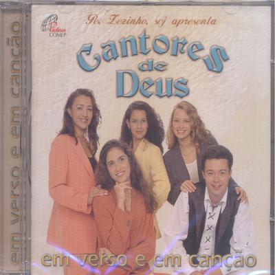 CD EM VERSO E EM CANCAO
