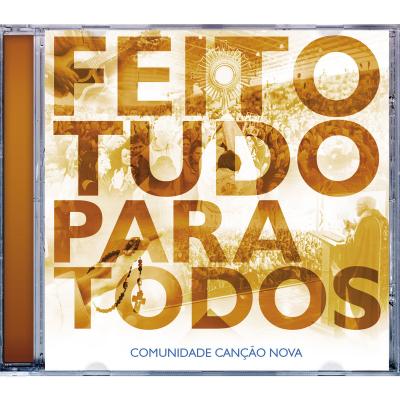 CD FEITO TUDO PARA TODOS - 1ª