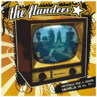 CD HISTORIAS QUE A GENTE NUNCA VE NA TV - THE FLANDERS