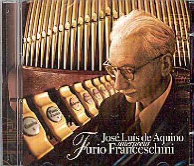 CD JOSE LUIS DE AQUINO INTERPRETA FURIO FRANCESCHINI
