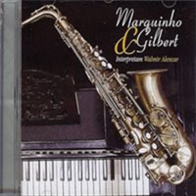 CD MARQUINHO E GILBERT  INTERPRETA WALMIR ALENCAR