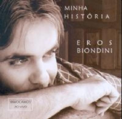 CD MINHA HISTORIA