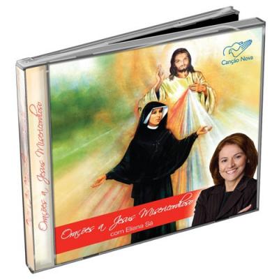 CD ORACOES A JESUS MISERICORDIOSO COM ELIANA SA
