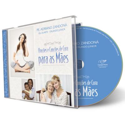 CD ORACOES E CANCOES DE CURA PARA AS MAES