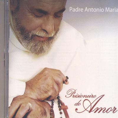 CD PRISIONEIRO DO AMOR - ANTONIO MARIA