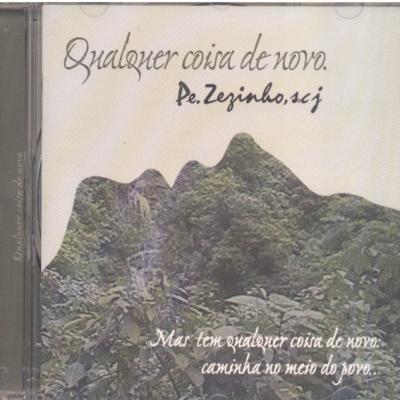 CD QUALQUER COISA DE NOVO