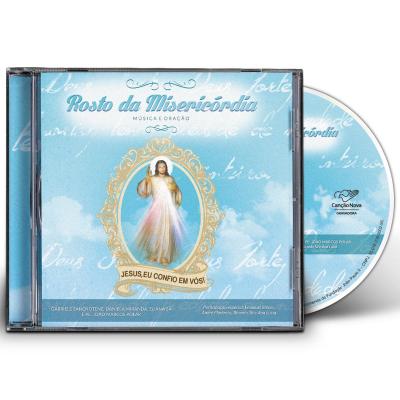CD ROSTO DA MISERICORDIA - ORACIONAL