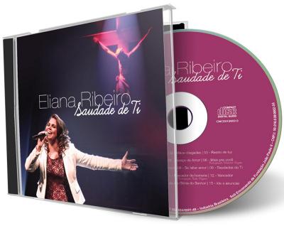 CD SAUDADE DE TI