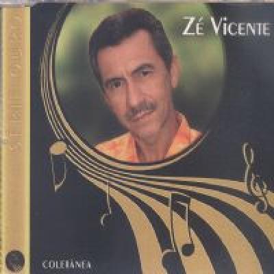 CD  ZE VICENTE - COLETANEA SERIE OURO