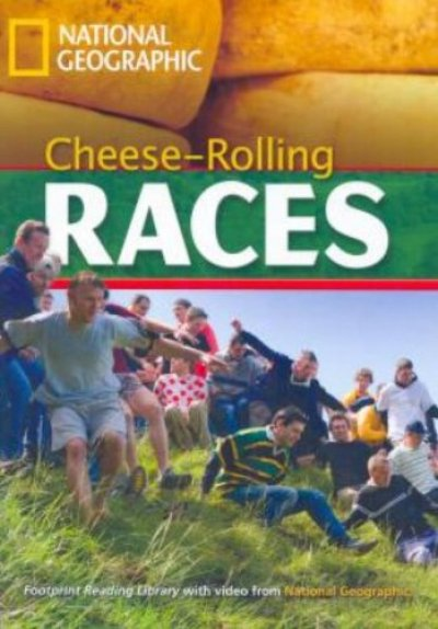 CHEESE-ROLLING RACES - WITH MULTIROM - AMERICAN ENGLISH - LEVEL 2 - 1000 A2
