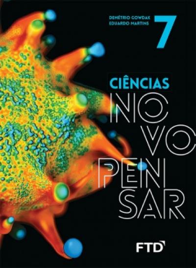 CIÊNCIAS NOVO PENSAR - 7º ANO