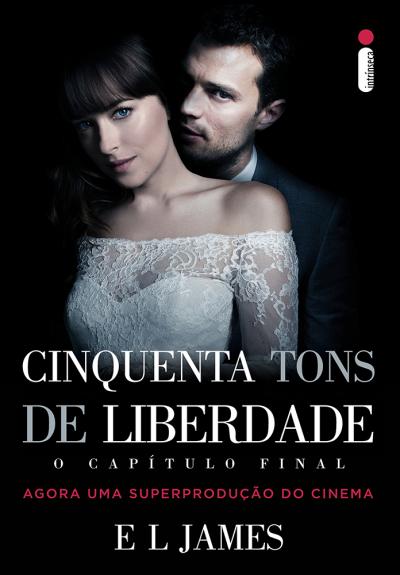 CINQUENTA TONS DE LIBERDADE - CAPA FILME O CAPÍTULO FINAL