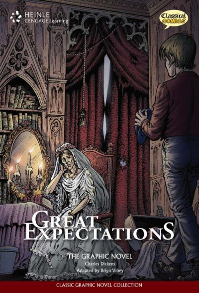 CLASSICAL COMICS - GREAT EXPECTATIONS
