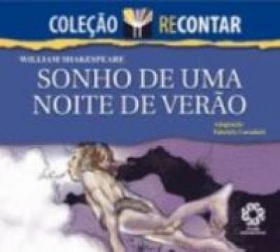 COLECAO RECONTAR - SONHO DE UMA NOITE DE VERAO