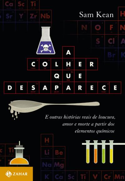 COLHER QUE DESAPARECE, A
