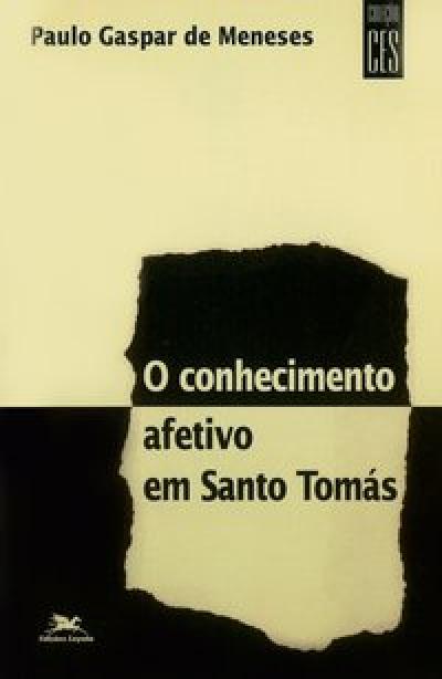 CONHECIMENTO AFETIVO EM SANTO TOMÁS