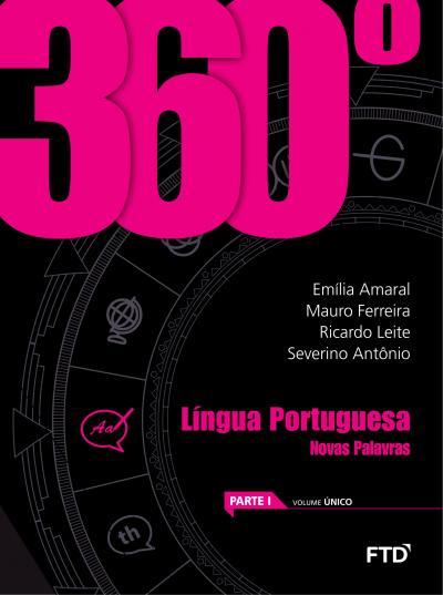 CONJUNTO  360º - NOVAS PALAVRAS