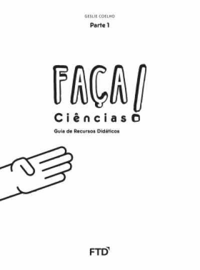 CONJUNTO  FAÇA CIÊNCIAS - 4º ANO