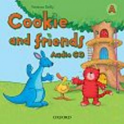 COOKIE AND FRIENDS CD A