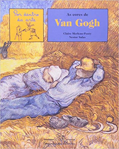 CORES DE VAN GOGH, AS