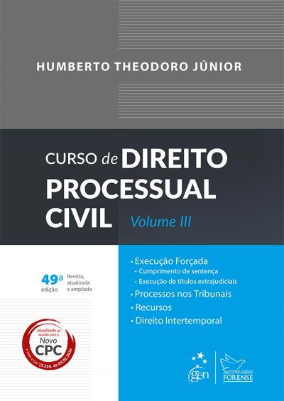 CURSO DE DIREITO PROCESSUAL CIVIL 3