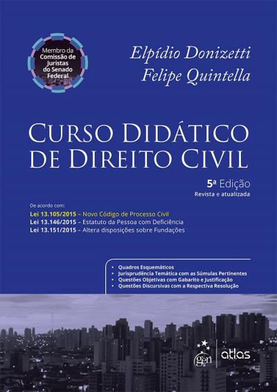 CURSO DIDATICO DE DIREITO CIVIL