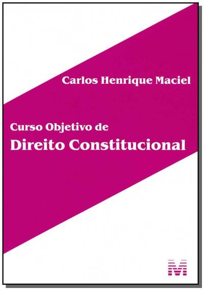CURSO OBJETIVO DE DIREITO CONSTITUCIONAL - 1 ED./2014