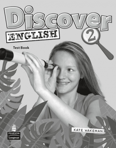DISCOVER ENGLISH GLOBAL 2 TEST BOOK