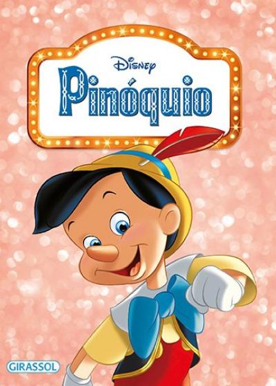 DISNEY - PIPOCA - PINÓQUIO