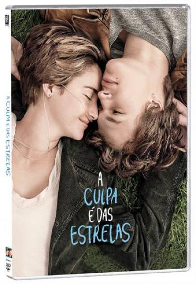 DVD A CULPA E DAS ESTRELAS