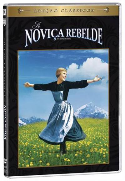 DVD A NOVIÇA REBELDE