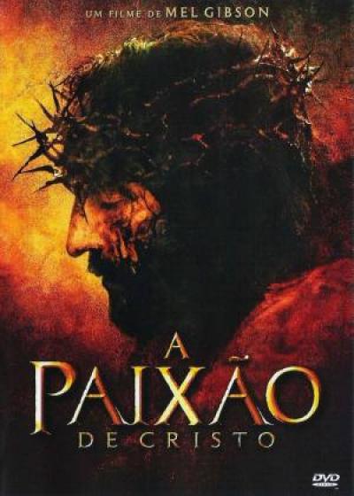 DVD A PAIXÃO DE CRISTO