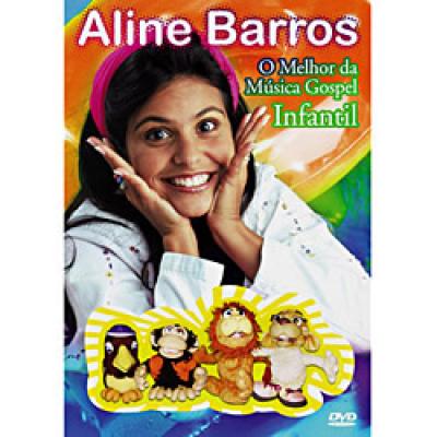 DVD ALINE BARROS INFANTIL