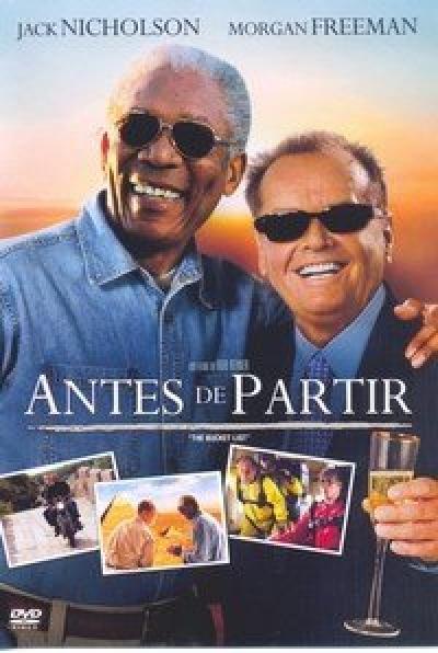 DVD ANTES DE PARTIR