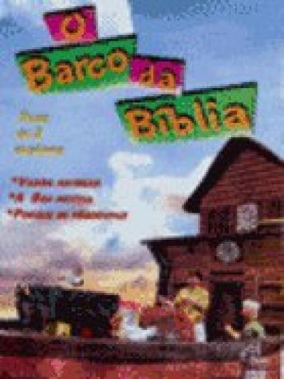 DVD BARCO DA BIBLIA