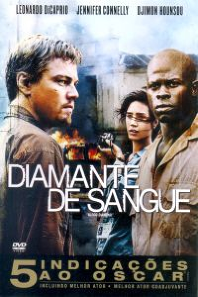 DVD DIAMANTE DE SANGUE