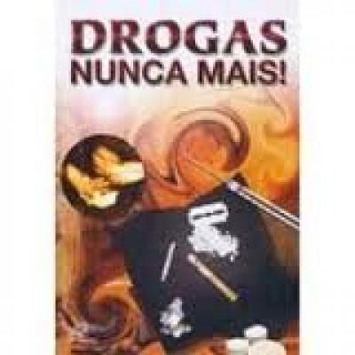DVD DROGAS NUNCA MAIS