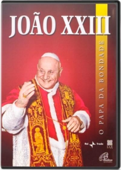 DVD JOAO XXIII - PAPA DA BONDADE