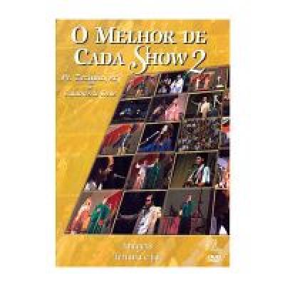 DVD MELHOR DE CADA SHOW 2, O