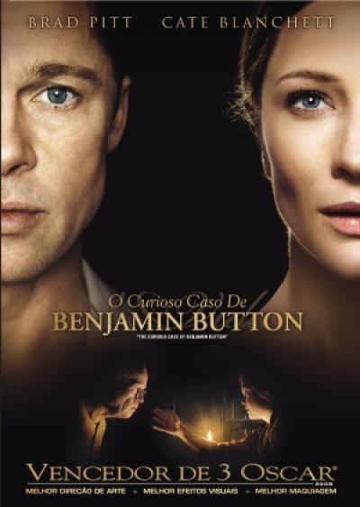 DVD O CURIOSO CASO DE BENJAMIN BUTTON