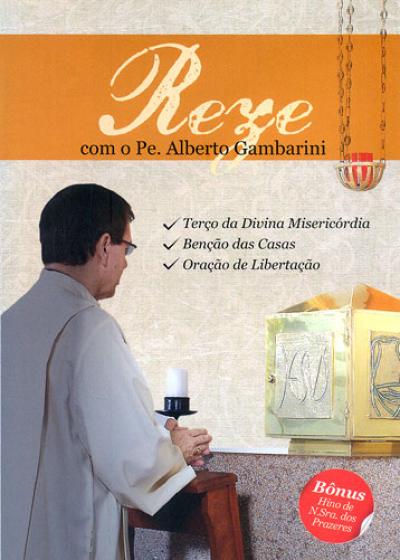 DVD REZE COM O PADRE ALBERTO GAMBARINI