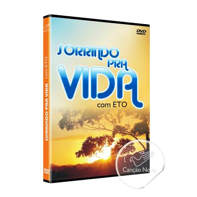 DVD SORRINDO PRA VIDA COM ETO