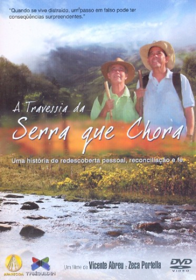 DVD TRAVESSIA DA SERRA QUE CHORA