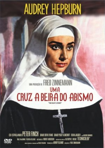 DVD UMA CRUZ A BEIRA DO ABISMO