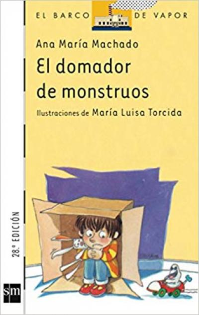 EL DOMADOR DE MONSTRUOS